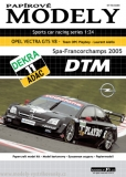 Opel Vectra DTM Playboy - Spa-Francorchamps 2005 - Laurent Aiello