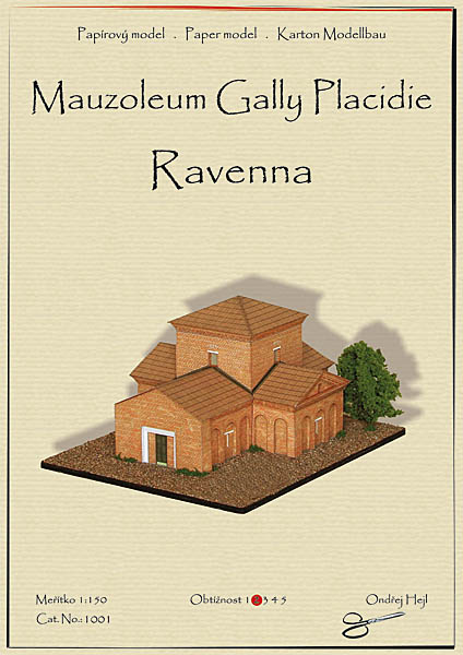 Mauzoleum Gally Placidie – Ravenna